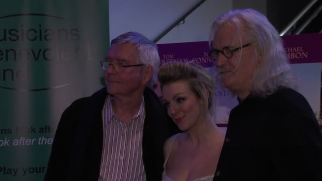 tom courtney sheridan smith billy connolly at 'quartet' gala screening at odeon west end on december 11 2012 in london england - sheridan smith stock videos & royalty-free footage