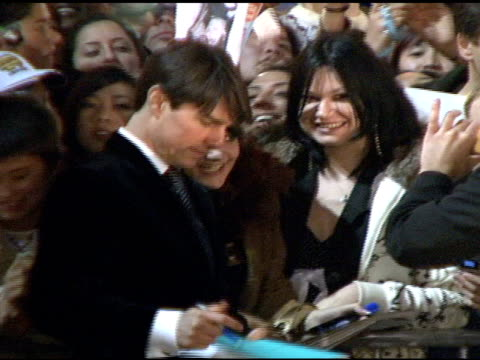Tom Cruise at the 'Mad Money' Premiere at the Mann Village Theatre in Westwood California on January 9 2008