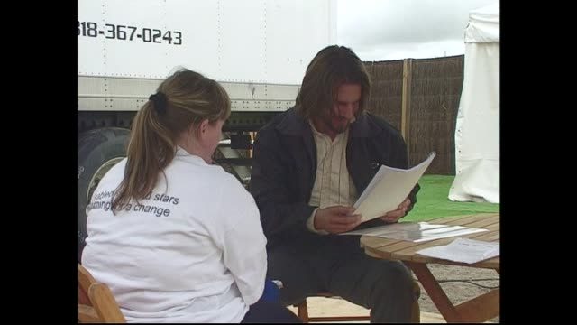 Tom Cruise interviewed by disabled child Lisa Friedrich and speaking about wanting peace and being presented with film script during Project Starjam...