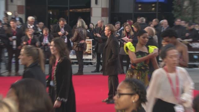 'a united kingdom' bfi london film festival opening night gala on october 5 2016 in london england - tom felton stock videos & royalty-free footage