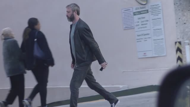 tom green runs errands in los angeles on january 10 2019 at celebrity sightings in los angeles - tom green stock videos and b-roll footage