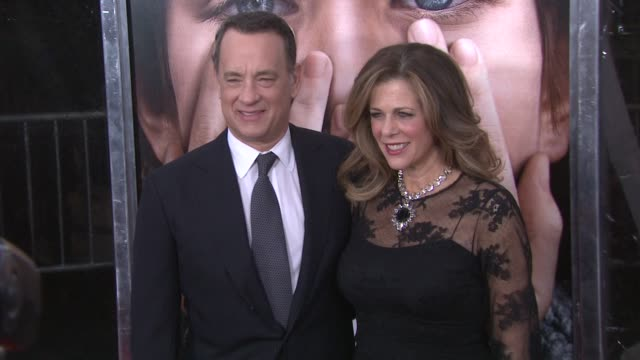 Tom Hanks and Rita Wilson at 'Extremely Loud Incredibly Close' New York Premiere New York NY United States