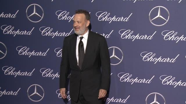 Tom Hanks at 28th Annual Palm Springs International Film Festival Awards Gala in Los Angeles CA