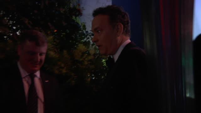 Tom Hanks at the 2011 Vanity Fair Oscar Party Inside at Hollywood CA