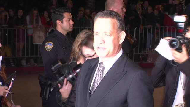 Tom Hanks at the 25th Annual Palm Springs International Film Festival Awards Gala Presented By Cartier in Palm Springs CA on 1/04/14