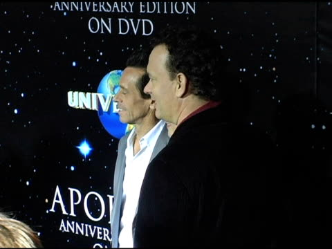 Tom Hanks at the 'Apollo 13' Anniversary DVD Launch at California Science Center in Los Angeles California on March 22 2005