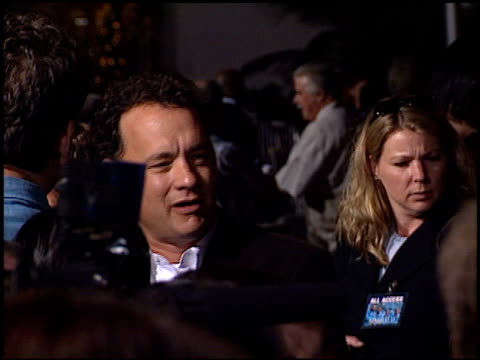 Tom Hanks at the 'Apollo 13' IMAX Premiere at Universal on September 12 2002