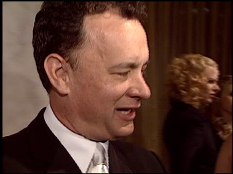 Tom Hanks at the EIF Courage Awards at the Regent Beverly Wilshire Hotel in Beverly Hills California on March 1 2004