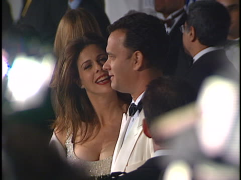 Tom Hanks at the Fire Ice Ball 97