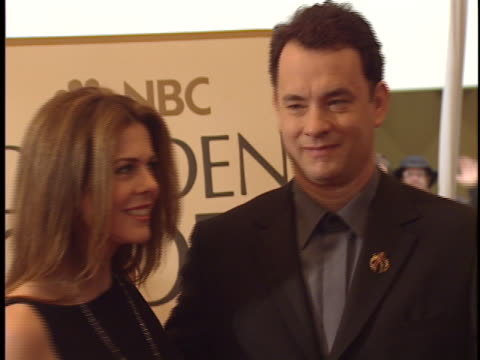 Tom Hanks at the Golden Globes 99 at Beverly Hilton