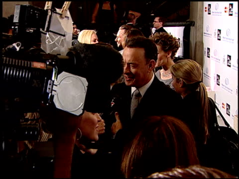 Tom Hanks at the Saks 'Unforgettable Evening' Benefiting EIF's Women's Cancer Research Fund at the Beverly Wilshire Hotel in Beverly Hills California...