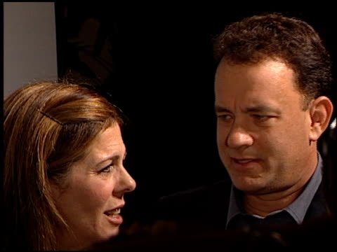 Tom Hanks at the Sir Elton John's An Unforgettable Evening at the Regent Beverly Wilshire Hotel in Beverly Hills California on March 26 2002