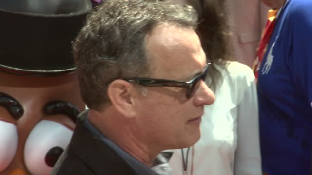 Tom Hanks at the 'Toy Story 3' Premiere at Hollywood CA