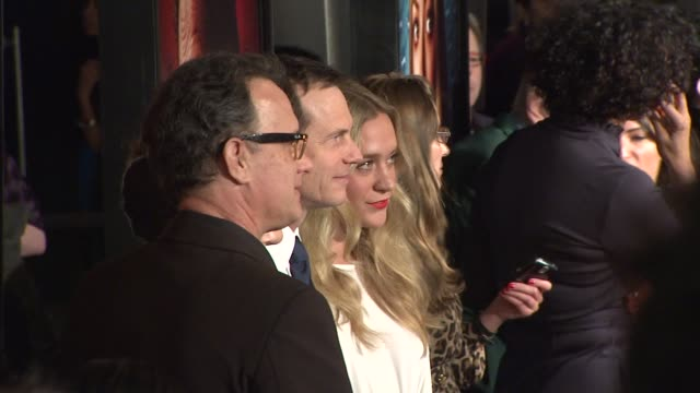 tom hanks, bill paxton, chlo? sevigny at the 'big love' 3rd season premiere of the hbo originial series at los angeles ca. - bill paxton stock videos & royalty-free footage