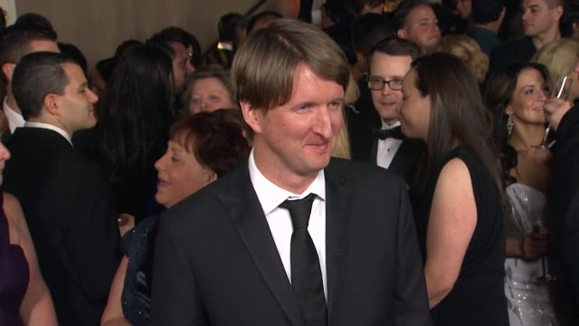 Tom Hooper at 64th Annual DGA Awards Arrivals on 1/28/12 in Los Angeles CA