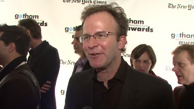 tom mccarthy on how it feels to have been nominated what makes this a special night why independent films should be recognized and if he has had the... - tom chance stock videos & royalty-free footage