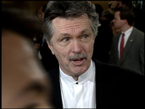 Tom Skerritt at the AFI Honors Honoring Clint Eastwood press room at the Beverly Hilton in Beverly Hills California on March 1 1996