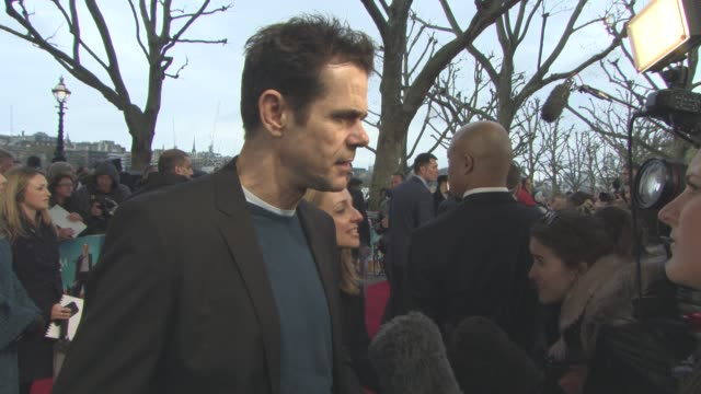 tom tykwer at 'a hologram for the king' uk film premiere at bfi southbank on april 25, 2016 in london, england. - bfi southbank stock videos & royalty-free footage