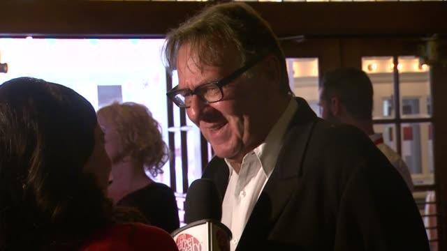 tom wilkinson at belle premiere - 2013 toronto international film festival on 9/8/2013 in toronto, canada. - トム ウィルキンソン点の映像素材/bロール