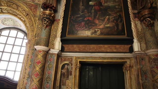Tomar, Convent of the Order of Christ (Convento de Cristo), Charola, Romanesque Templar church, 12th century