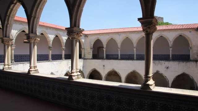 Tomar, Convent of the Order of Christ (Convento de Cristo), Laundry cloister