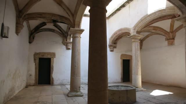Tomar, Convent of the Order of Christ (Convento de Cristo), necessaria block