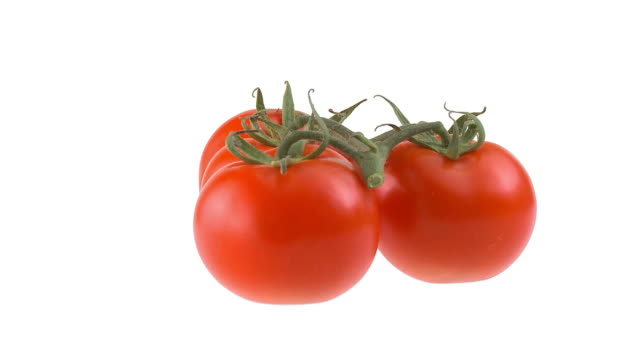 hd loop: tomatoes - five objects stock videos & royalty-free footage