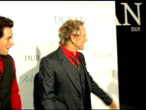 tommy alastra matt sorum and matt noce at the an evening with tony duran arrivals at interior illusions in hollywood california on october 12 2006 - illusion stock videos & royalty-free footage