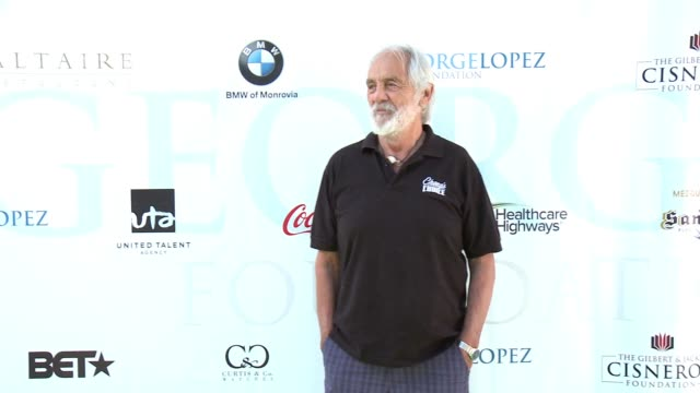 tommy chong at the 10th annual george lopez foundation celebrity golf classic at lakeside golf club on may 1, 2017 in toluca lake, california. - toluca lake stock videos & royalty-free footage