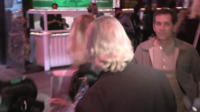 Tommy Chong Shelby Chong at The Roxy in West Hollywood Celebrity Sightings in Los Angeles CA on 10/10/13