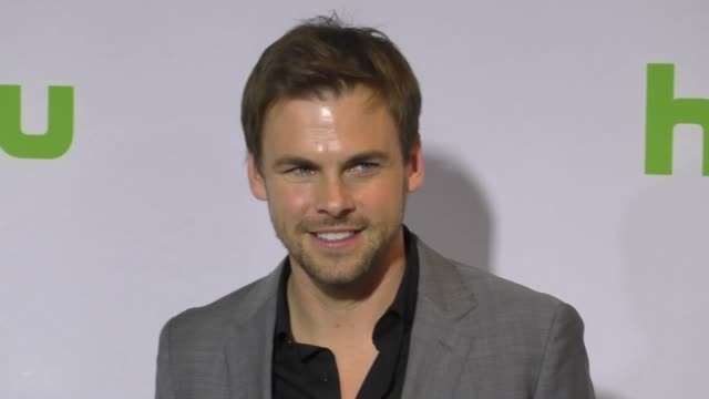 Tommy Dewey at the 2017 Winter Television Critics Association Tour Hulu Press Day at Langham Hotel on January 07 2017 in Pasadena California