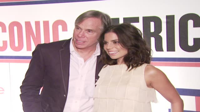 tommy hilfiger ally hilfiger at the in style magazine celebrates tommy hilfiger's ironic iconic america at los angeles ca - tommy hilfiger designer label stock videos and b-roll footage