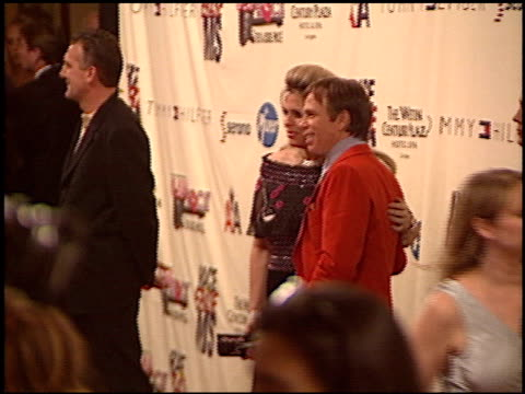 tommy hilfiger at the race to erase at the century plaza hotel in century city, california on may 14, 2004. - race to erase ms stock videos & royalty-free footage