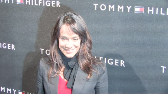 Tommy Hilfiger ChampsElysees Flagship Opening Arrivals Tommy Hilfiger ChampsElysees Flagship Opening Arrivals on November 17 2010 in Paris France