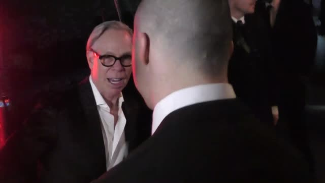 Tommy Hilfiger Dee Ocleppo at the W Magazine Celebrates Its 'Best Performances' Portfolio and the Golden Globes at Chateau Marmont in West Hollywood...