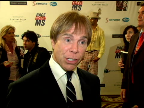 tommy hilfiger on being involved in the event for many years with nancy , what he designed for the fashion show, the 70?s disco theme, at the 13th... - 12 13 years stock videos & royalty-free footage