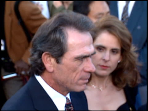 Tommy Lee Jones at the 'Batman Foreve'r Premiere on June 9 1995