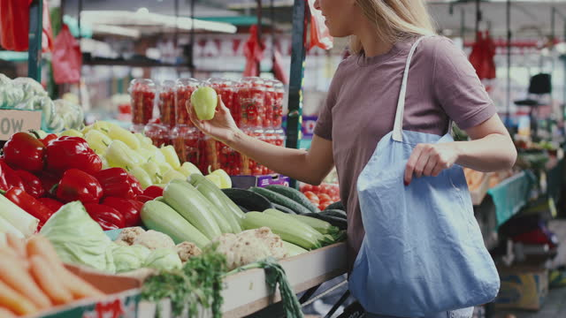 tomorrow's lunch preps - market retail space stock videos & royalty-free footage