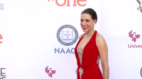 toni ann johnson at the 46th annual naacp image awards - arrivals at pasadena civic auditorium on february 06, 2015 in pasadena, california. - pasadena civic auditorium stock videos & royalty-free footage