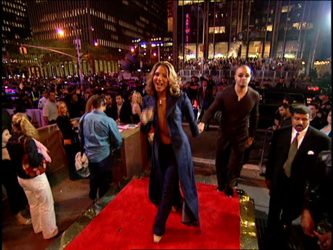 Toni Braxton and Keri Lewis are arriving at the 2000 MTV Video Music Awards