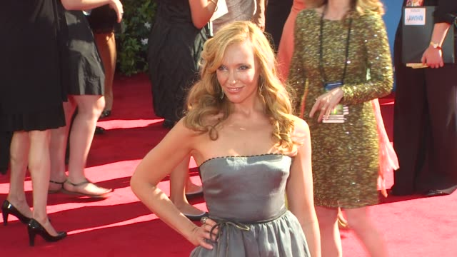 toni collette at the 62nd primetime emmy awards - arrivals part 2 at los angeles ca. - toni collette stock videos & royalty-free footage