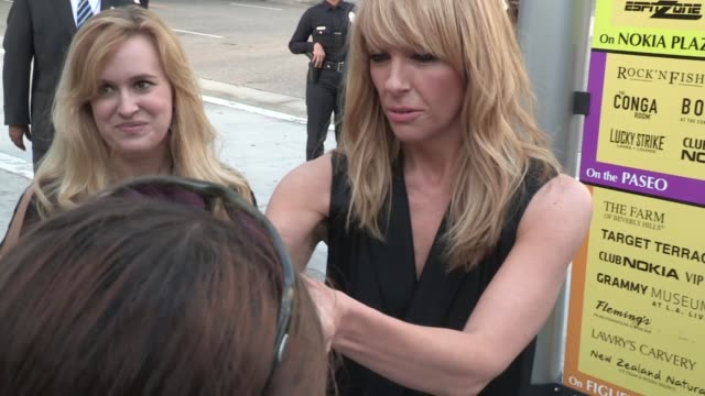 toni collette greets fans at the way way back after party in los angeles, 06/23/13 - toni collette stock videos & royalty-free footage