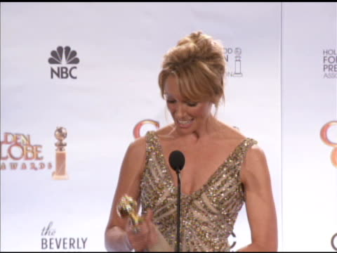 toni collette on her tribe honoring her achievement, on the difficulty of her performance, on her favorite character. at the 67th annual golden globe... - toni collette stock videos & royalty-free footage