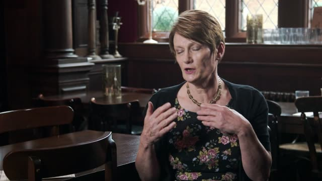 the leader interviews theresa may excerpt 'itv tonight the leader interviews theresa may' england oxfordshire wheatley rosalind hicksgreen interview... - oxfordshire video stock e b–roll