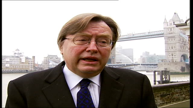 david mellor interview sot pays tribute to banks - tony banks stock videos & royalty-free footage