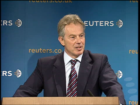 Tony Blair's final lecture in the 'Our Nation's Future' series If you are a backbench MP today you learn to give a press release first and a good...