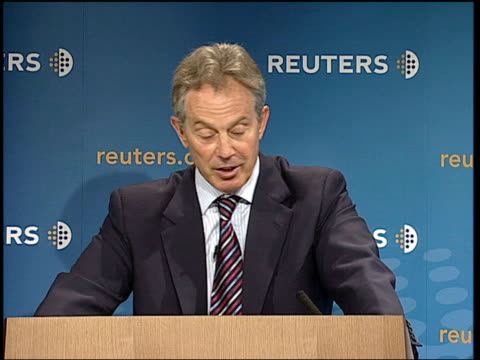 Tony Blair's final lecture in the 'Our Nation's Future' series The regulatory framework at some point will need revision / The PCC is for traditional...