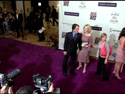 tony danza and tracy robinson at the 12th annual race to erase ms themed rock and royalty to erase ms at the westin century plaza hotel in century... - tony danza stock videos and b-roll footage