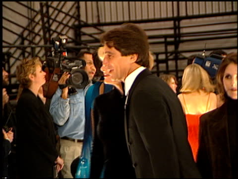 tony danza at the 1998 people's choice awards arrivals and press room at barker hanger in santa monica california on january 11 1998 - tony danza stock videos and b-roll footage
