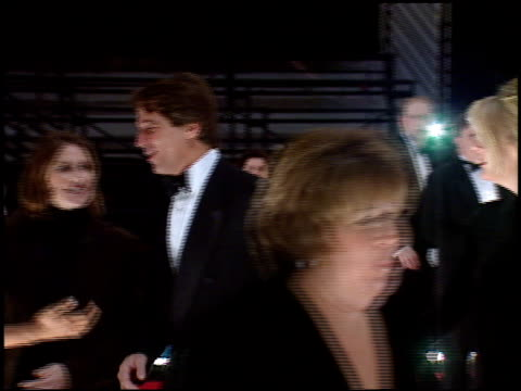 tony danza at the 1998 people's choice awards arrivals and press room at barker hanger in santa monica california on january 11 1998 - tony danza video stock e b–roll
